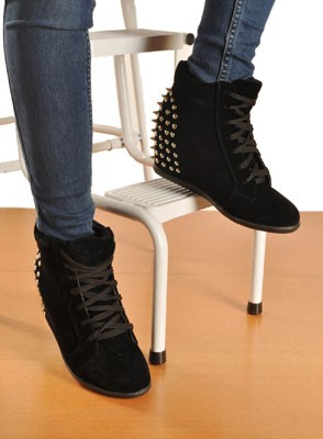 zapatillas nike para mujer con taco interno
