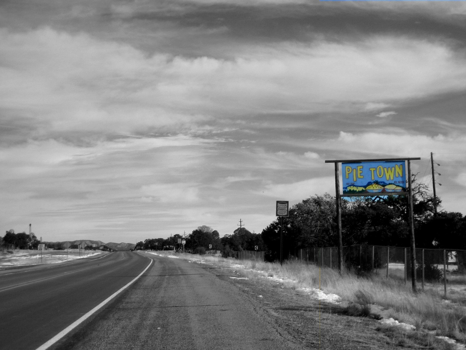 Living Rootless: Pie Town, New Mexico