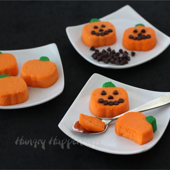 Mini Cheesecake Pumpkins Halloween Recipes Hungry Happenings