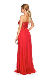 Rochie Artista Famous Muse Red