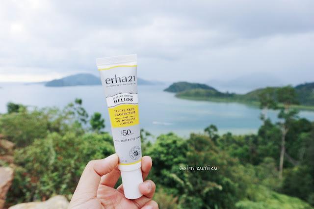 Helios Daily Use Sun protection Erha