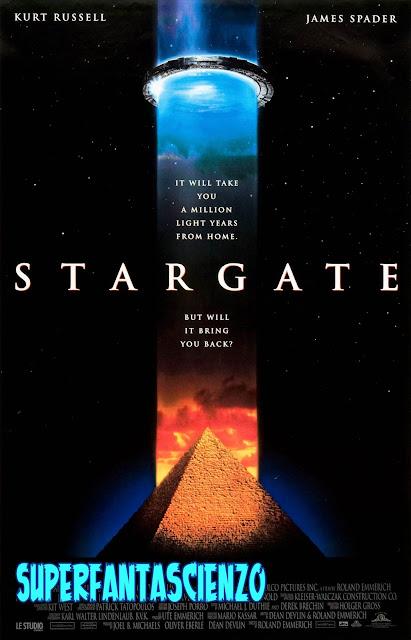 Stargate 1994 recensione