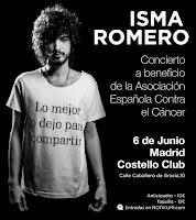Concierto de Isma Romero en Costello Club