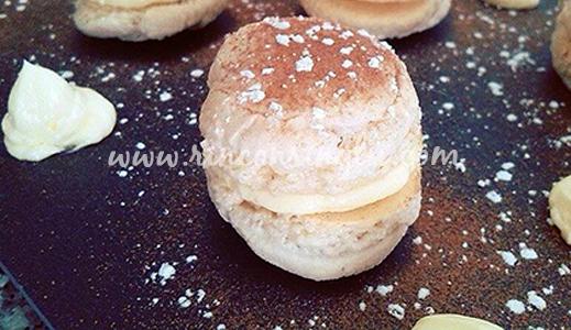 receta de macarons sin gluten