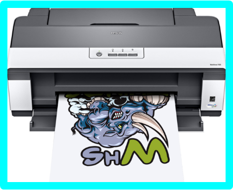 All Over Sublimation Printer