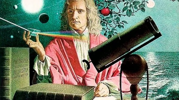 Isaac Newton: el hombre que cambió la ciencia . Su vida y obra.