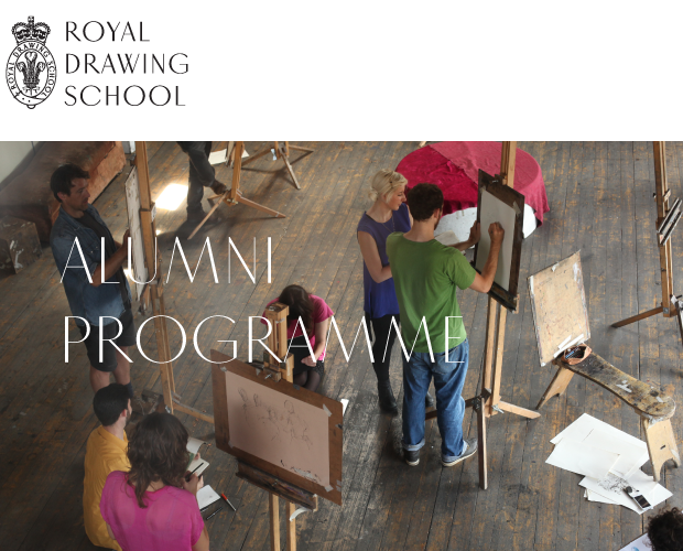 Royal Drawing School Alumni Programme