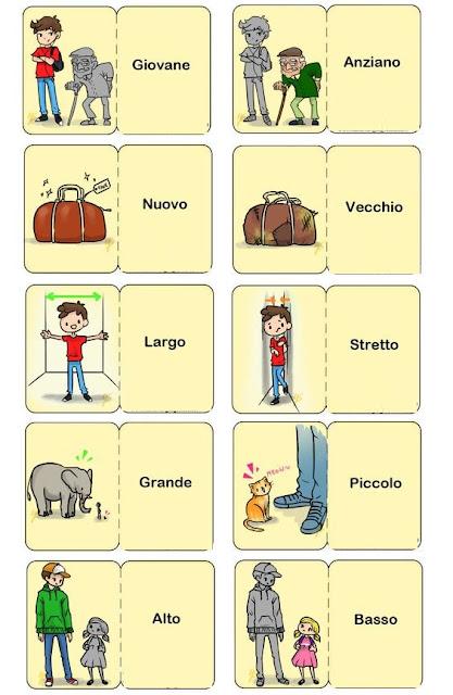 учим итальянский язык