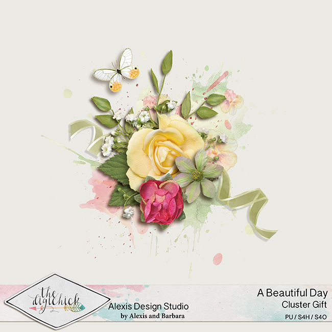 A Beautiful Day - Cluster Gift