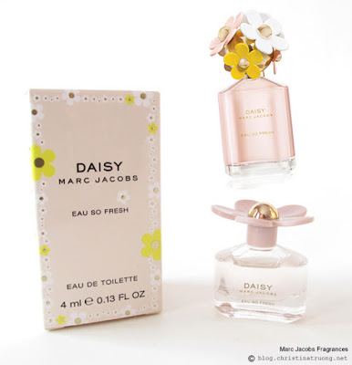 Favourite Perfume Fragrance - Daisy Marc Jacobs Eau So Fresh