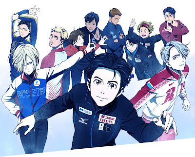 Download Yuri!!! on Ice Subtitle Indonesia – END