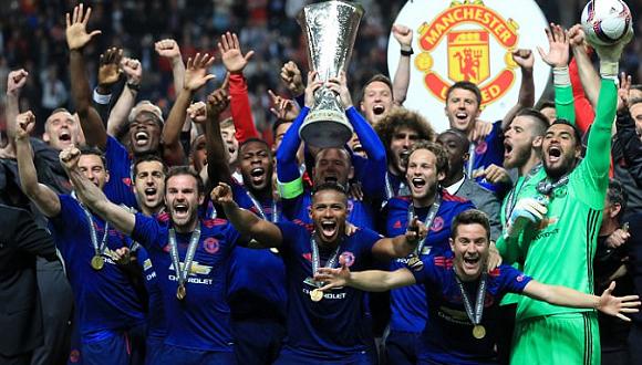 Manchester United juara UEFA Europa musim 2016/2017