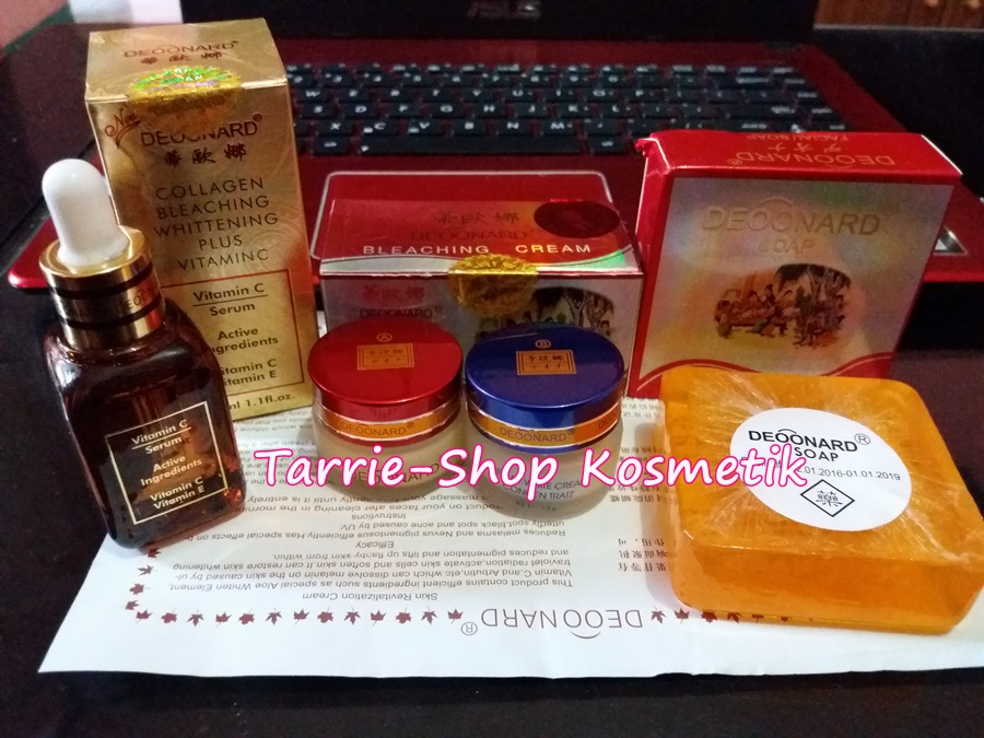 Serum Gold Whitening Bpom Serum Emas