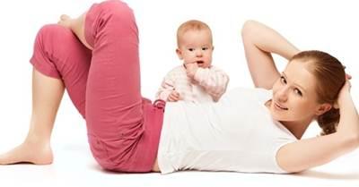 cara menjaga badan tetap kurus setelah kehamilan