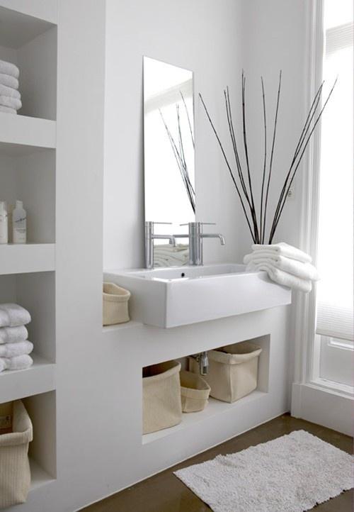 Elementos decorativos para conseguir un baño elegante
