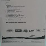 Lowongan 2020 Operator Produksi PT Nutrifood Indonesia