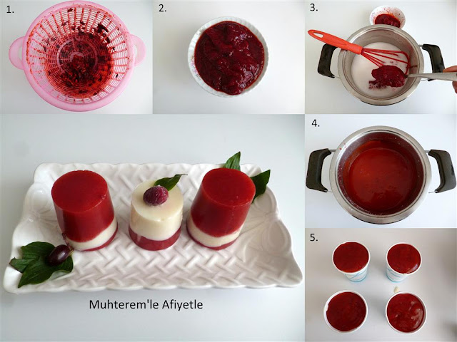 corneliancherry parfait