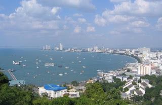 Pattaya Beach | Paket Tour Murah ke Thailand 2013
