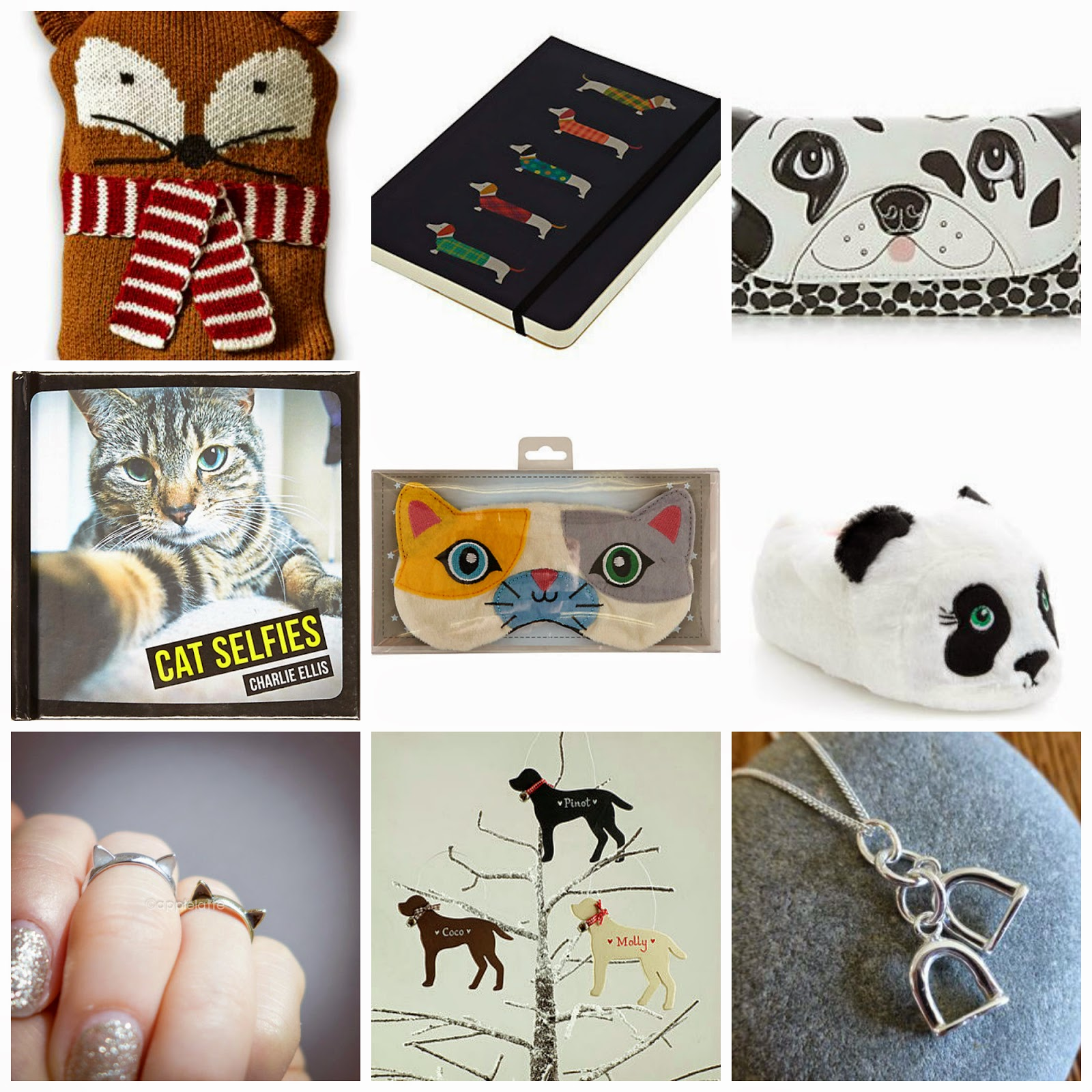 Christmas Gift Guide: Gifts For Animal Lovers - what ...