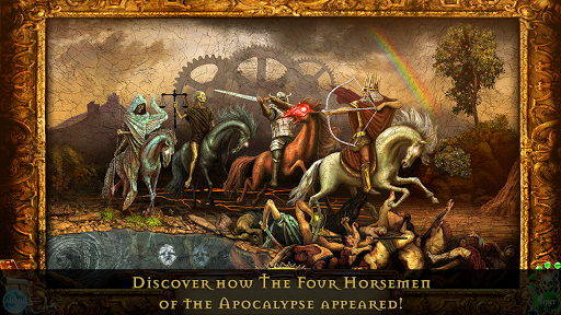 Nostradamus - The Four Horsemen Of The Apocalypse APK OBB