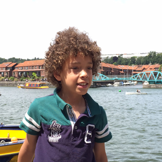 Lucas at the Harbourside