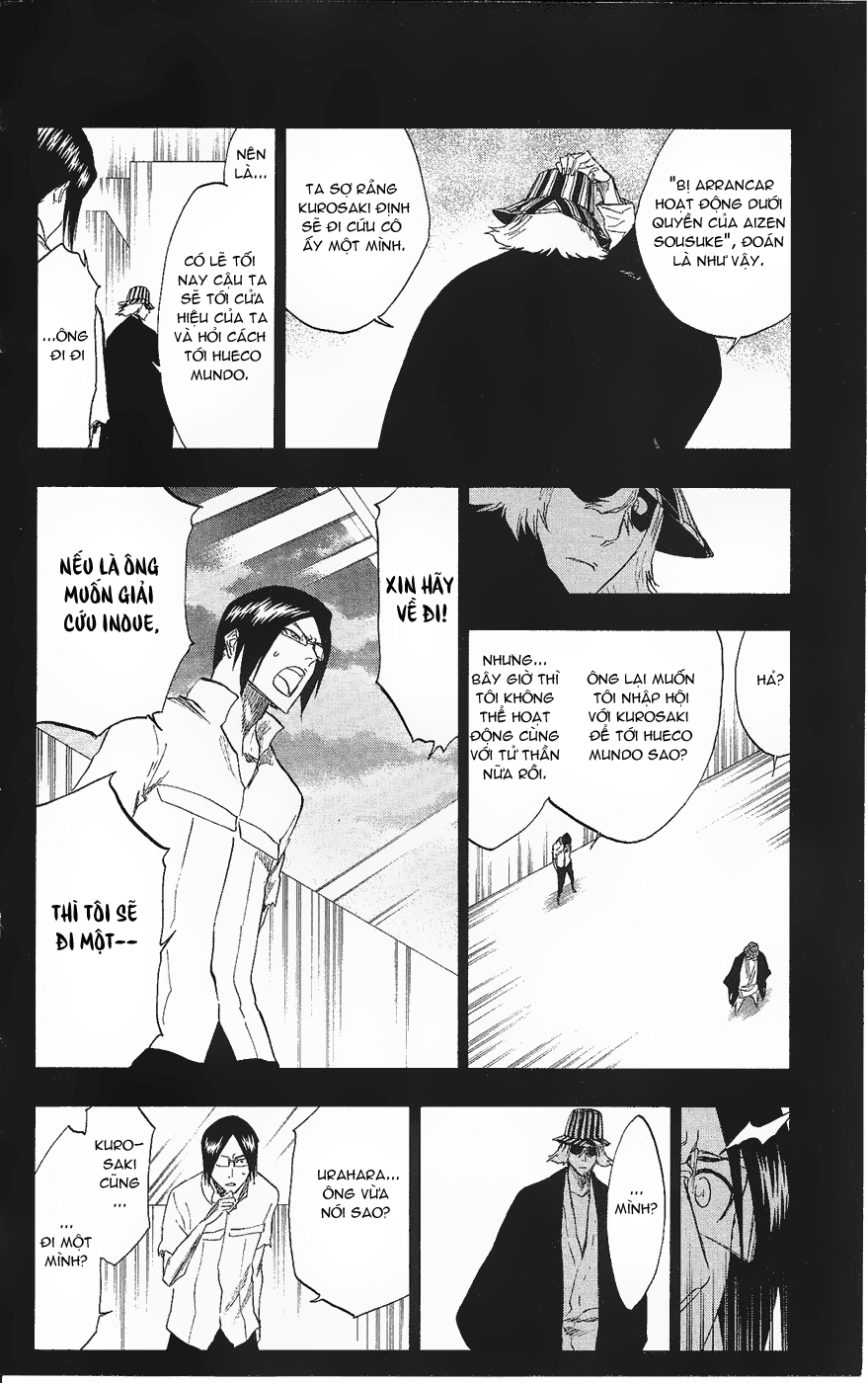 Bleach chapter 241 trang 7