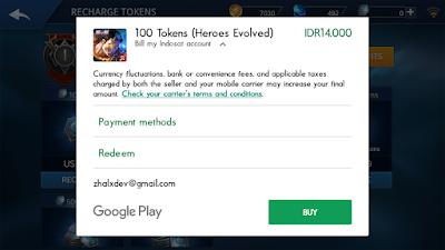 Cara Membayar Pembelian di Dalam Aplikasi dan Game Android Menggunakan Pulsa