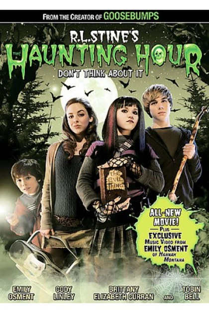The Haunting Hour Dont Think About It DVDRip Español Latino