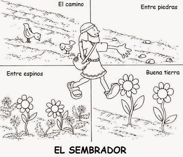 ME ABURRE LA RELIGIÓN: PARÁBOLA DEL SEMBRADOR