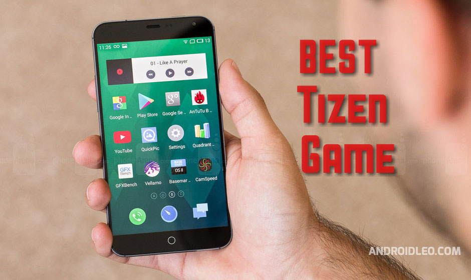 top tizen games for Samsung z2, z3, Z4