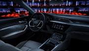 Audi cinema system concept