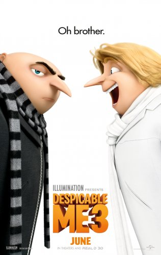 Despicable Me 3 (HDRip 720p Ingles Subtitulada) (2017)