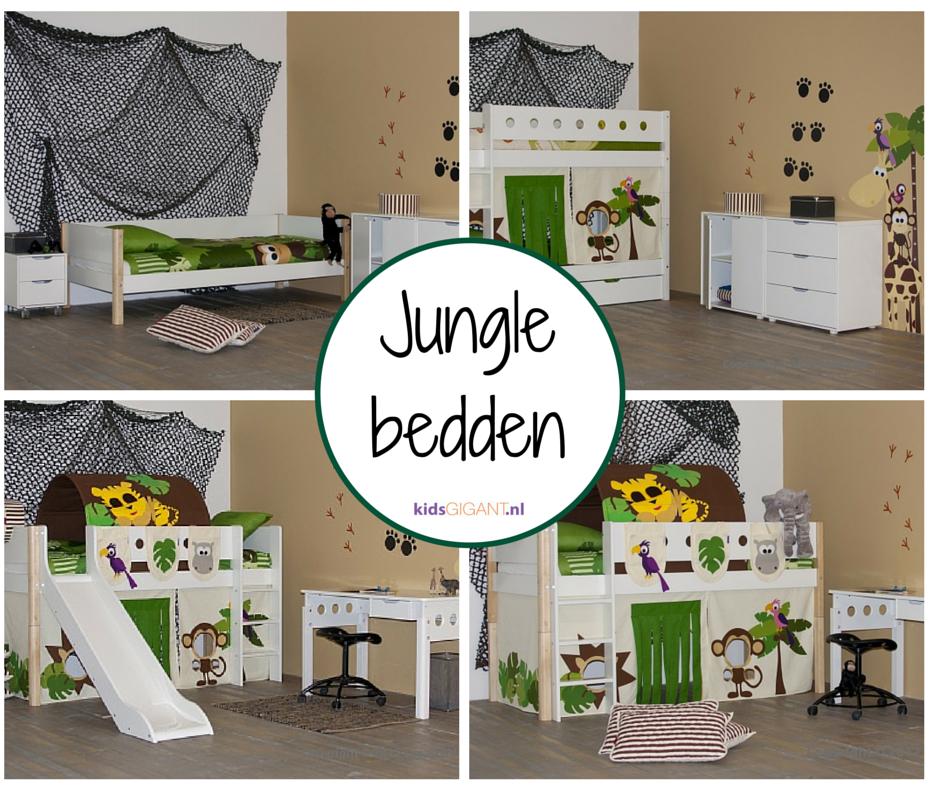 Jungle Decoratie Kinderkamer.Kidsgigant Nl Zo Richt U Een Jungle Kamer In