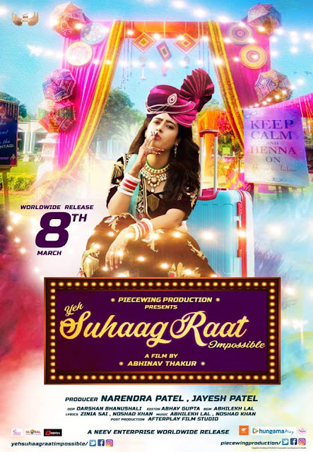 Official Poster Of 'Yeh Suhaagraat Impossible'