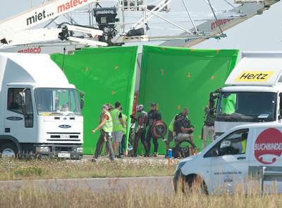 Capitán América Civil War detrás de las cámaras