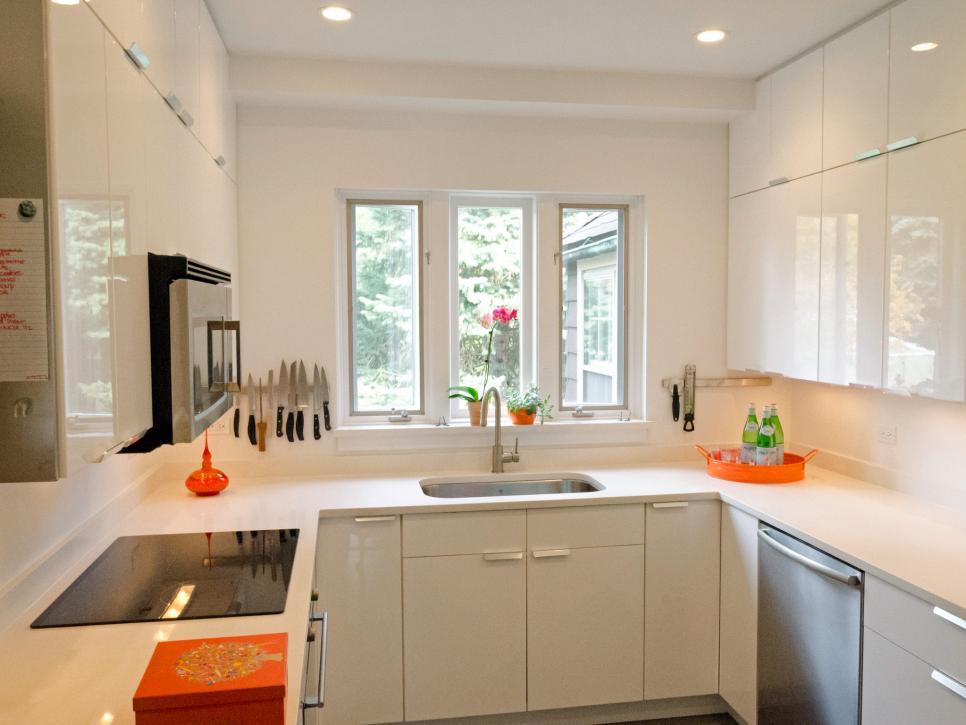 Idee per arredare una cucina piccola e farla sembrare più