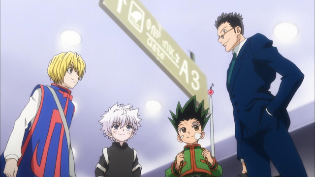 Hunter x Hunter anime, Dark Continent Anime, Hunter x Hunter anime series, HxH Dark Continent, Hxh Manga, Hunter x hunter series