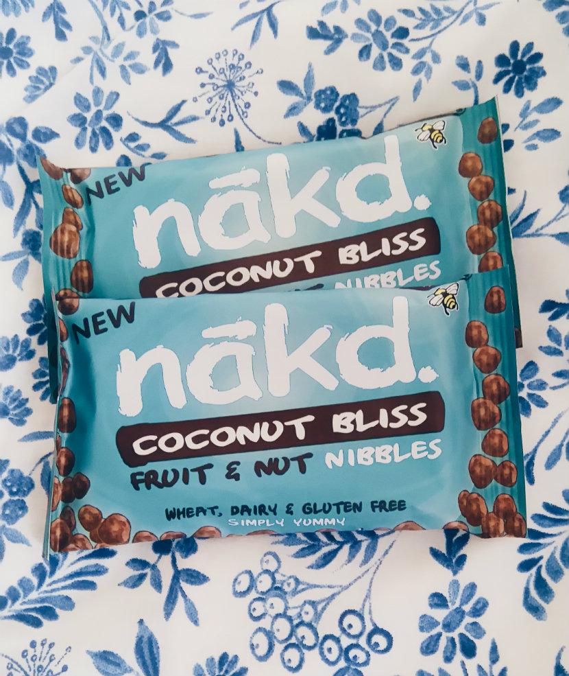 Nakd Nibbles (Coconut)