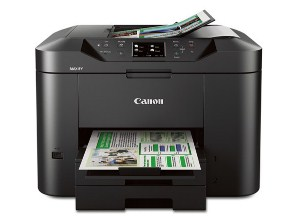 Canon MAXIFY MB2300 Driver Download, Wireless Setup and Review