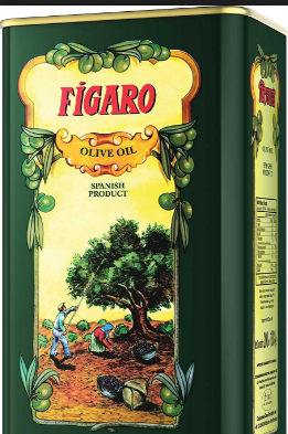 Rating for Figaro olive oil according to me 4 out of 5