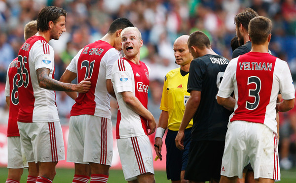 Fenerbache vs Ajax Amsterdam