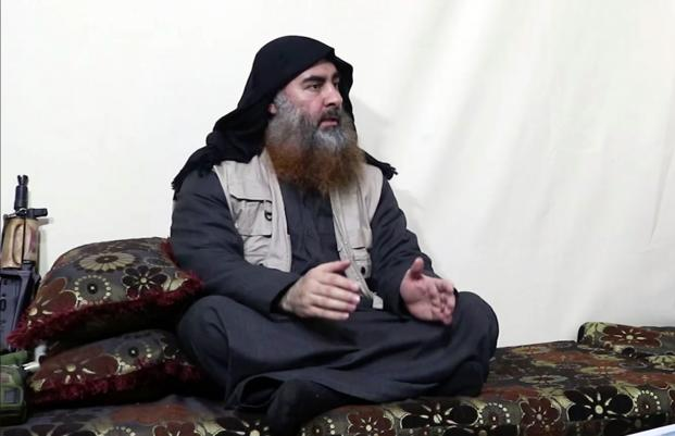Land Destroyer: Al Baghdadi: The US Couldn't Wish for a