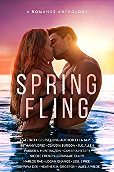 Spring Fling by Various Authors (CR)