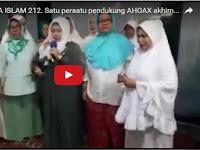 VIDEO: Pasca Aksi 212, Satu-Persatu Muslim Pendukung Ahok Bertaubat