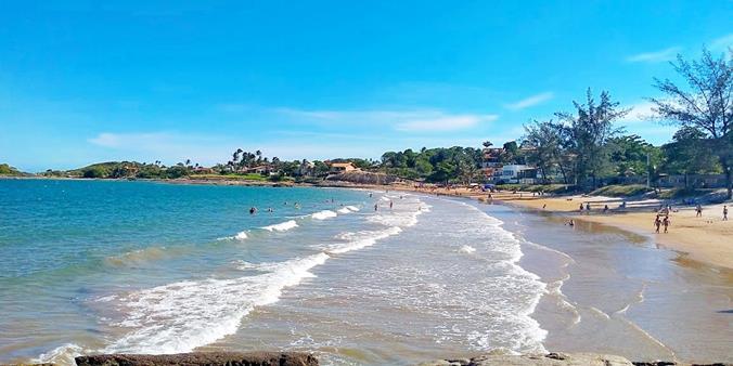Praia dos Adventistas - Guarapari