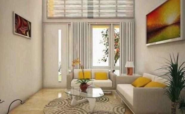 [ Terbaru ] Desain Ruang Tamu Minimalis 3x3 Paling Trend