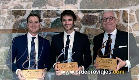 PREMIOS EXCELLENCE DE CRUCEROS - Costa Cruceros, galardonada con tres Premios Excellence de Cruceros