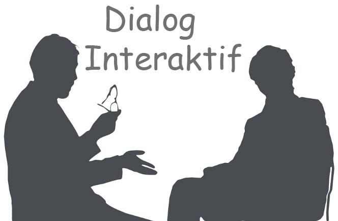 Pengertian Dan Contoh Dialog Interaktif Di Tv Materi Belajar