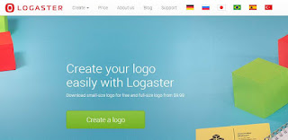 Cara Membuat Logo di Logaster
