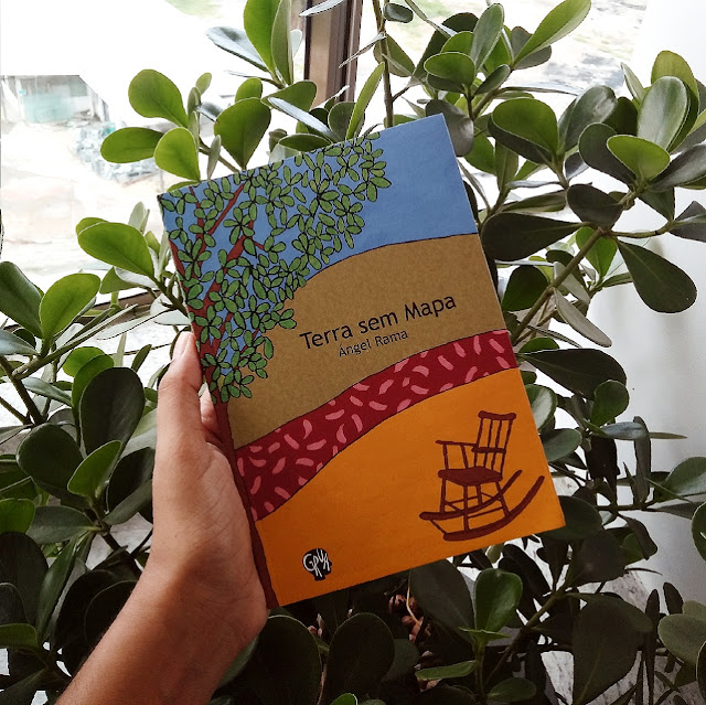 livro terra sem mapa angel rama janela literaria